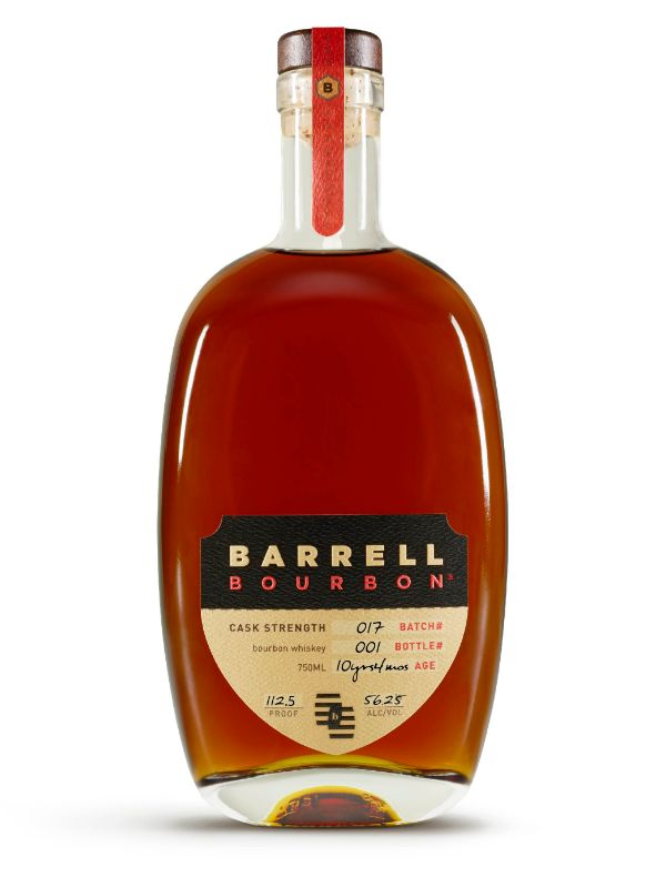 Barrell Bourbon Batch #017 10 Yr