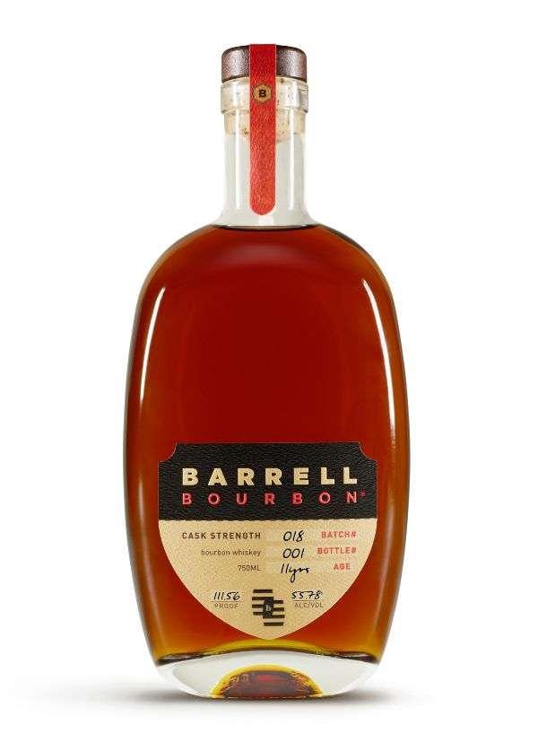 Barrell Bourbon Batch #018 11 Yr