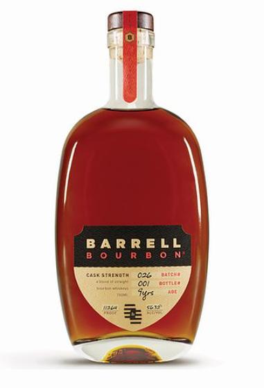 Barrell Bourbon Batch #026 112.64 PF