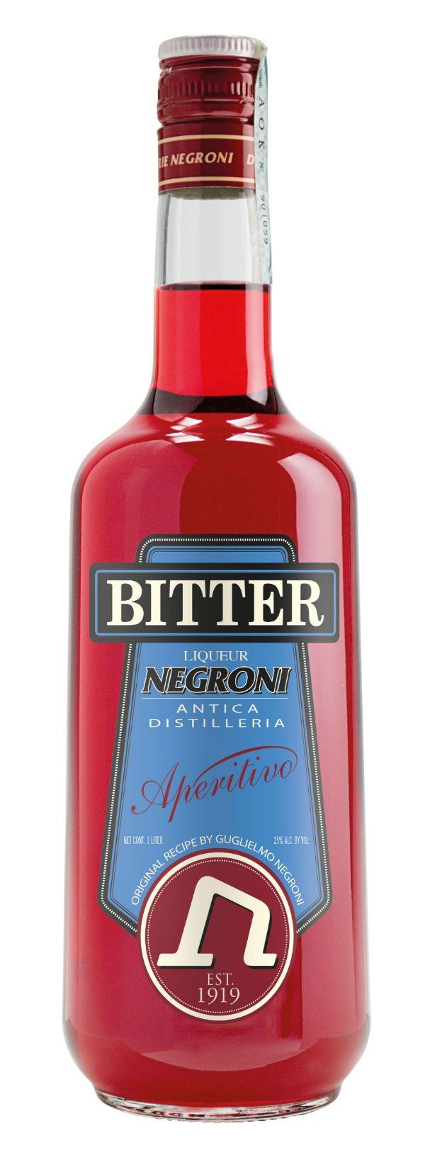 Distillery Negroni Bitter Aperitivo Liqueur