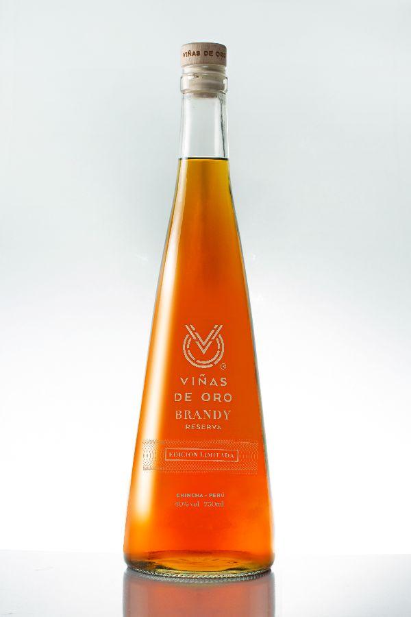 Vinas De Oro Brandy Reserva 5 YR