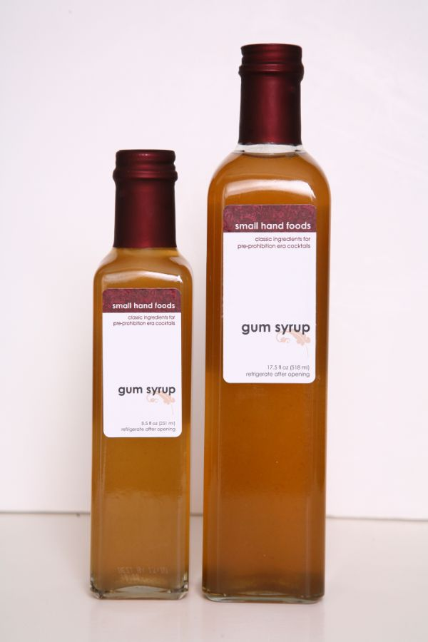 Small Hand Foods Gum Syrup
