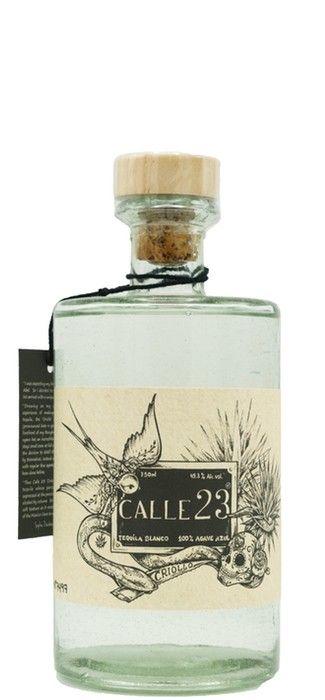 Calle 23 Limited Edition Blanco Criollo Tequila
