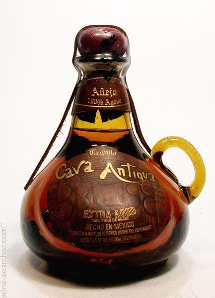 Cava Antigua Extra Anejo Tequila
