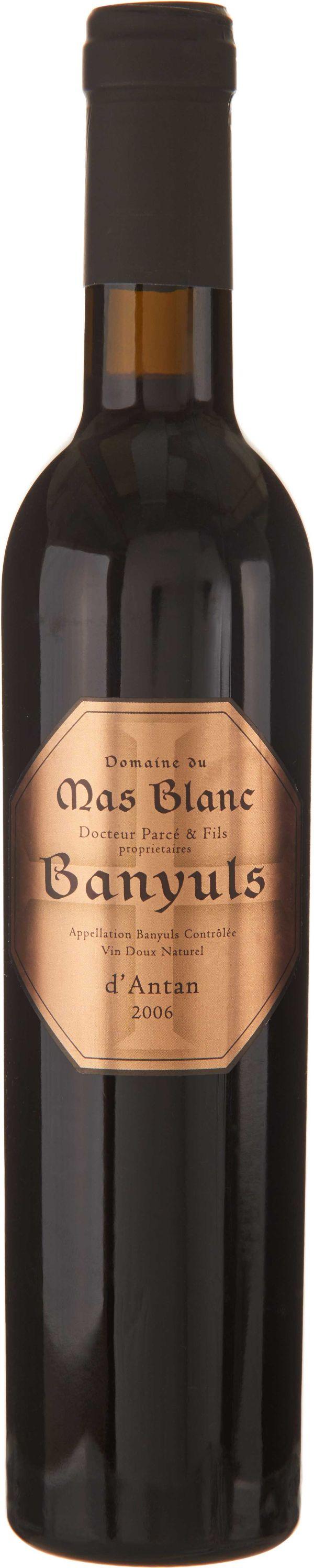 Domaine Du Mas Blanc Banyuls D'Antan 2006