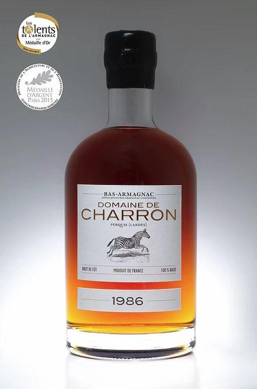 Domaine de Charron 1986 Armagnac