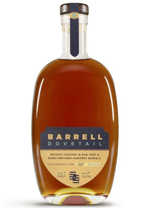 Barrell Whiskey Dovetail Batch #001 10 Yr