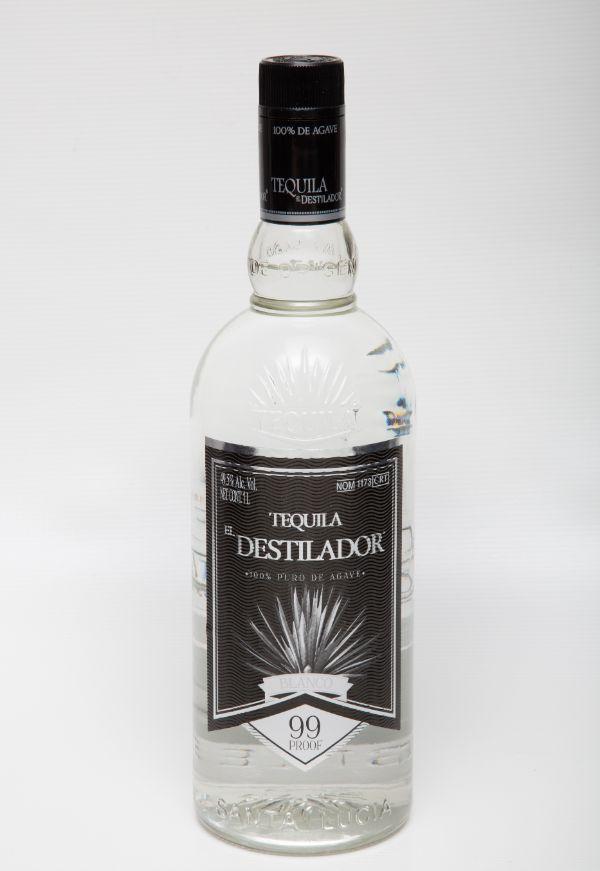 El Destilador Blanco 99 Pf Tequila