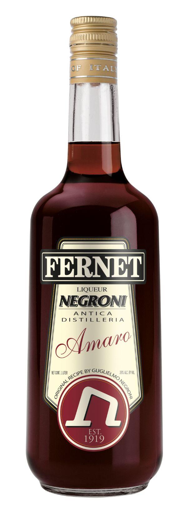 Negroni Fernet Liqueur
