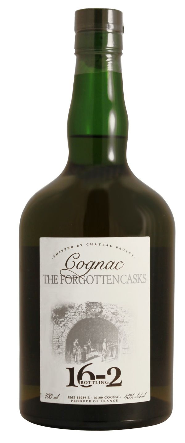 The Forgotten Casks XO Cognac