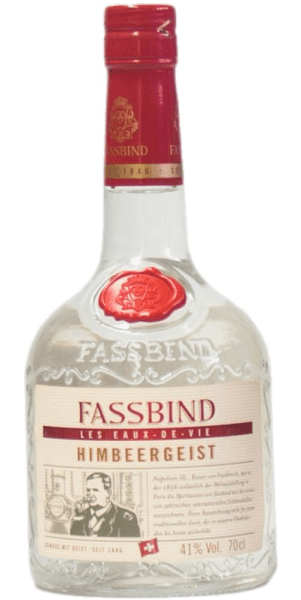 Fassbind Les Eaux de Vie Raspberry Himbeergeist