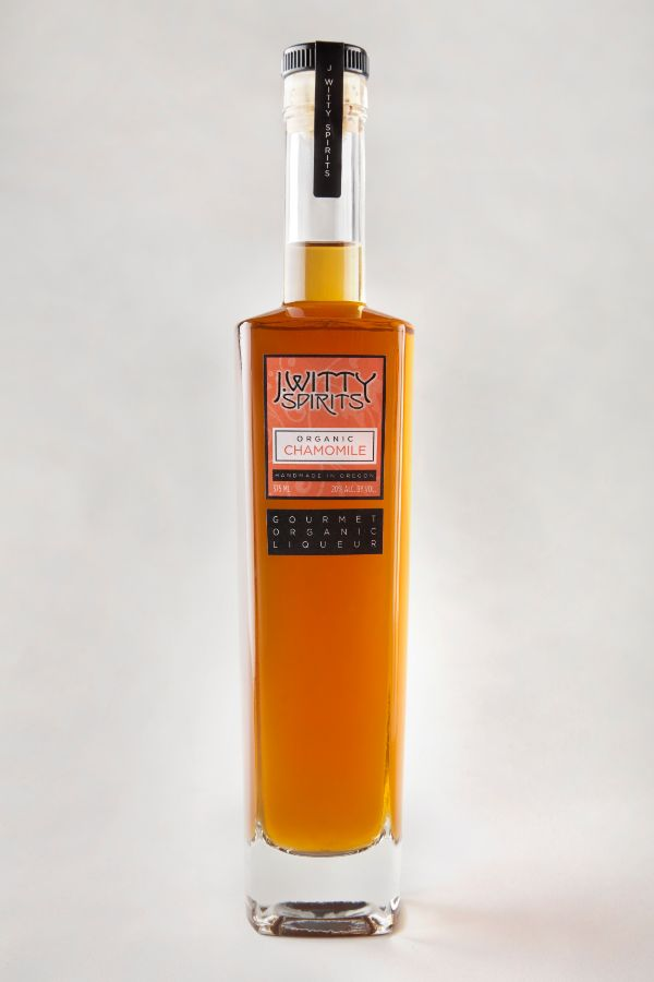J. Witty Organic Chamomile Liqueur