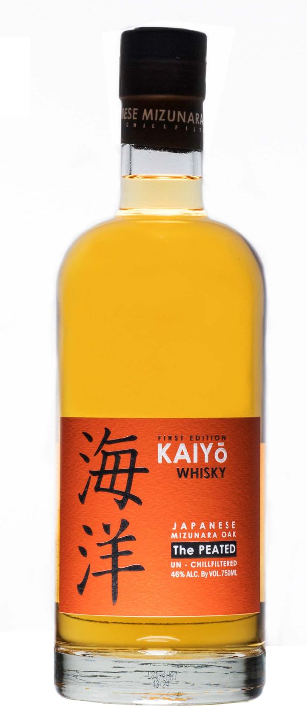 Kaiyo Whiskey The Peated First Edition 92 Pf
