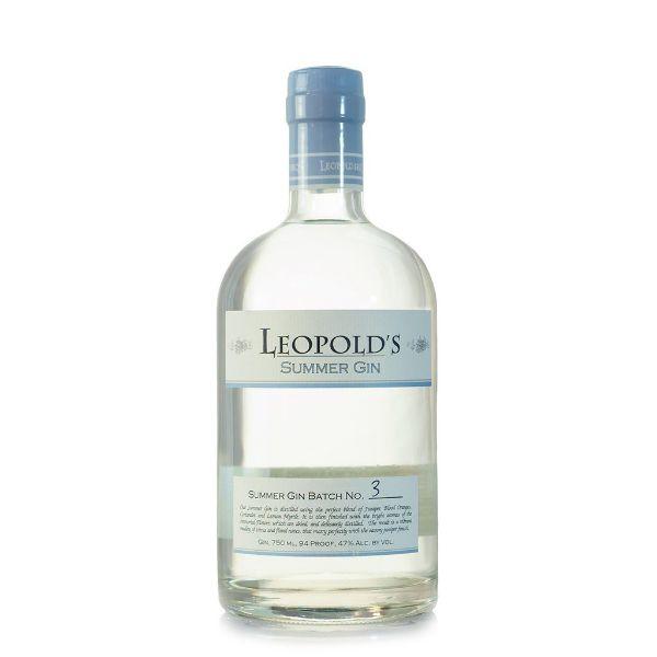 Leopold Bros. Summer Gin