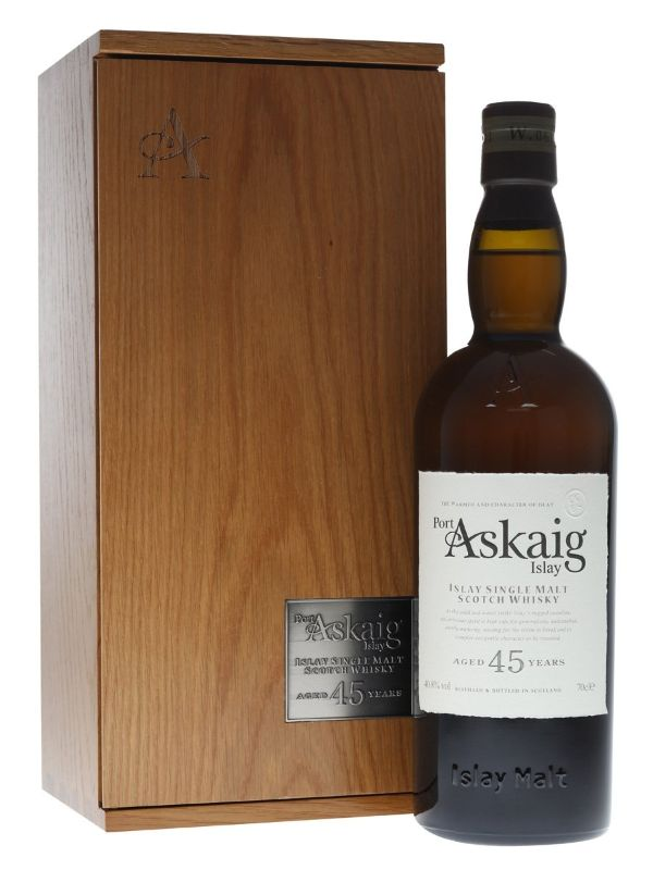 Port Askaig 45 YR Single Malt Scotch