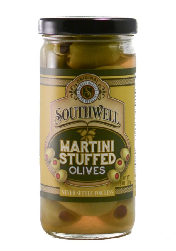 Southwell Martini Olives