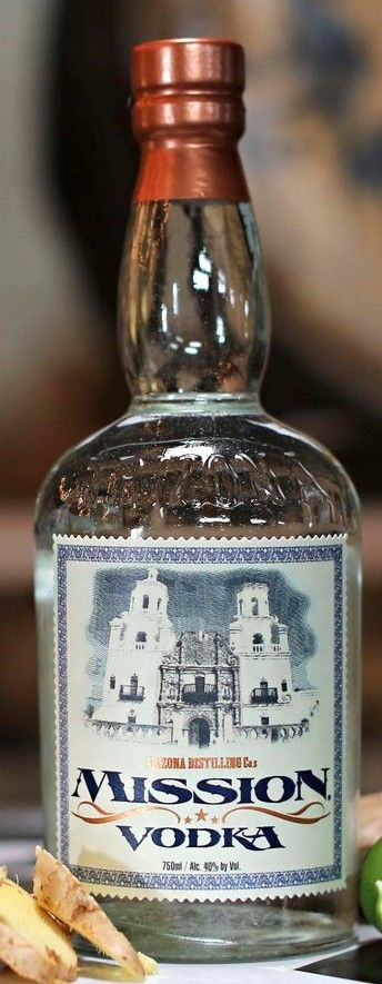 Arizona Distilling Mission Vodka
