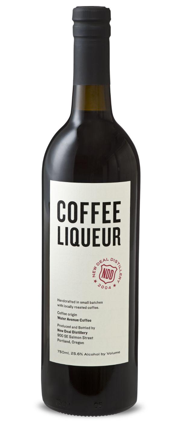 New Deal Coffee Liqueur