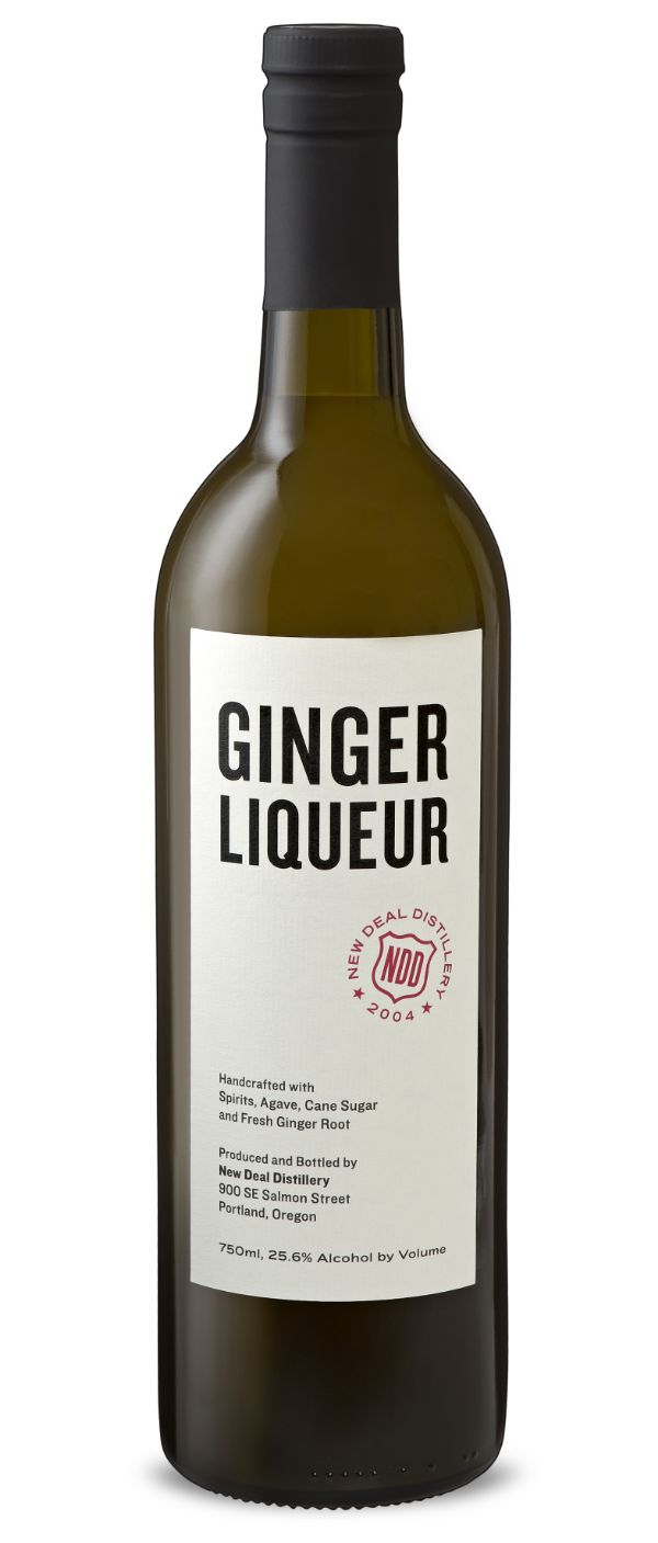 New Deal Ginger Liqueur