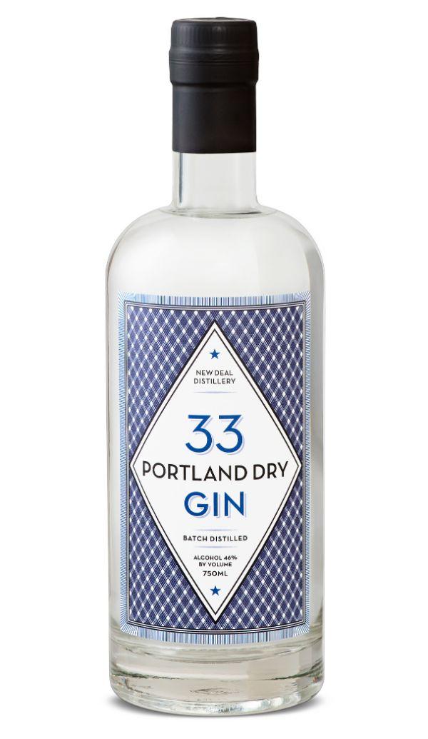 Portland Dry Gin 33