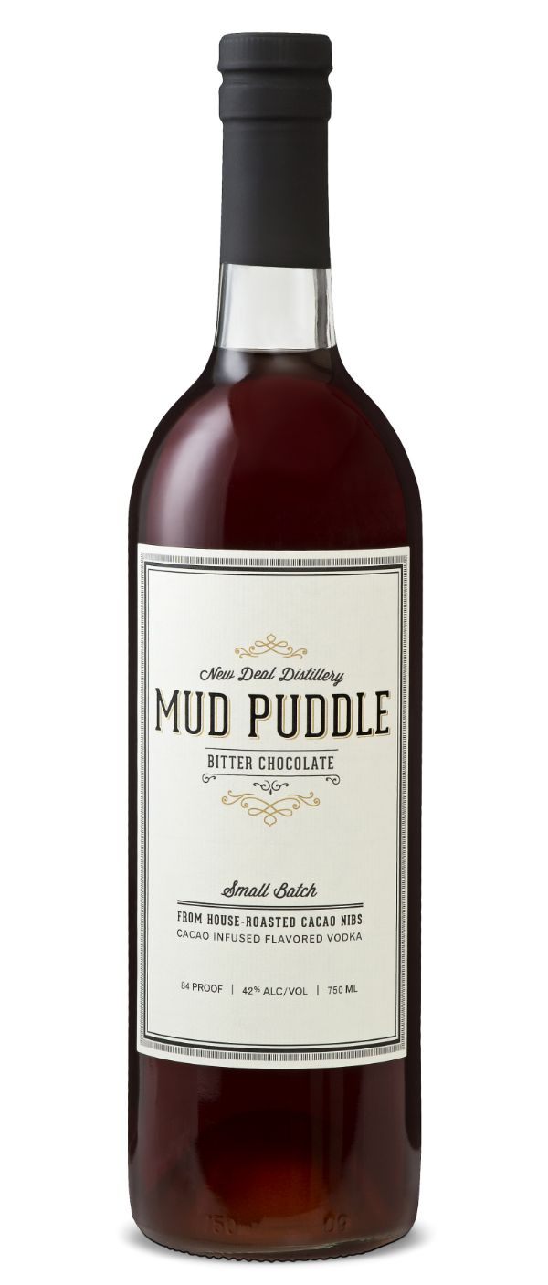 New Deal Mud Puddle Bitter Chocolate Vodka