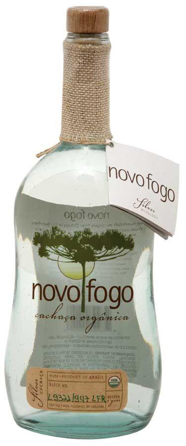 Novo Fogo Organic Cachaca Silver