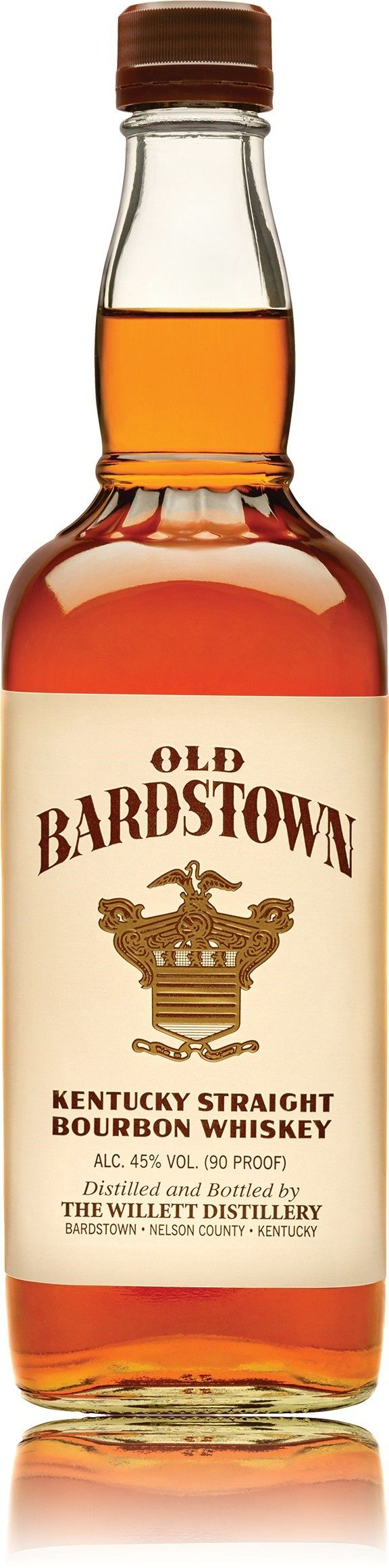 Old Bardstown Kentucky Straight Bourbon 90 Pf