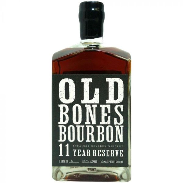 Backbone Old Bones 11 Yr Bourbon Whiskey