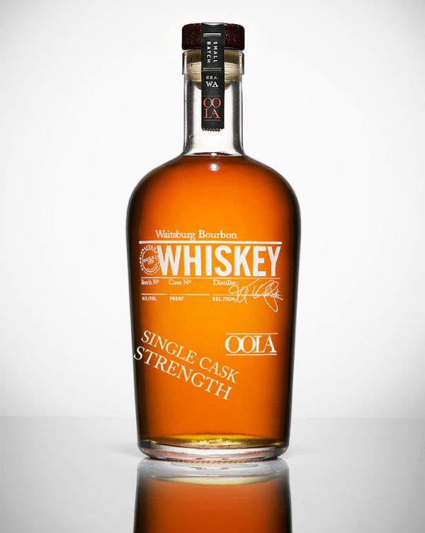 Oola Waitsburg Bourbon Cask Strength
