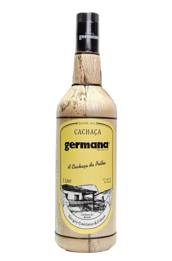 Germana Palha Cachaca