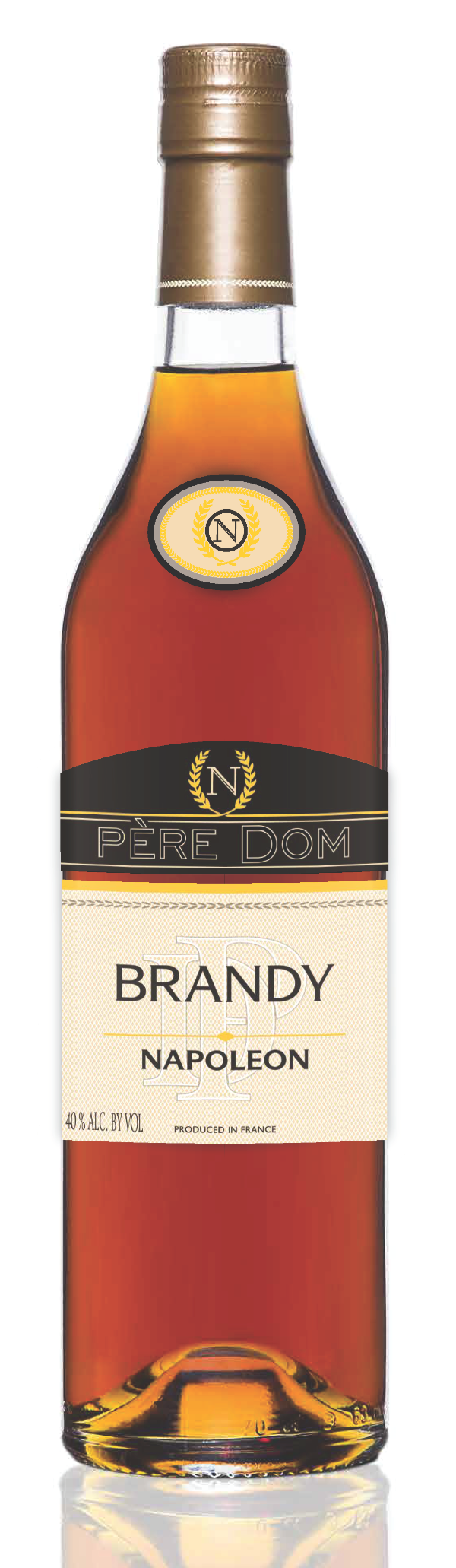 Pere Dom Napoleon French Brandy