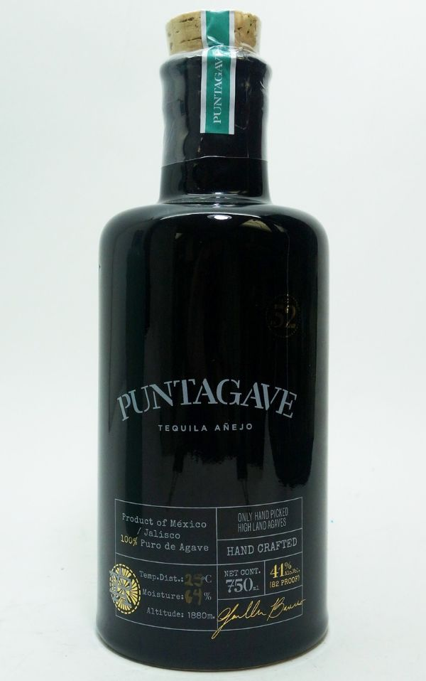 Puntagave Anejo Tequila