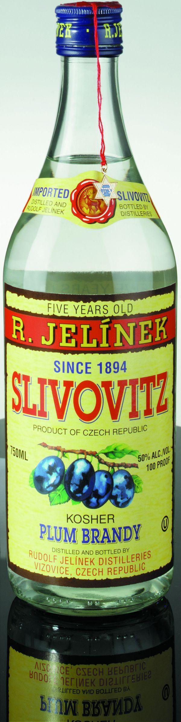 R. Jelinek 5 Yr (Silver) Kosher Slivovitz