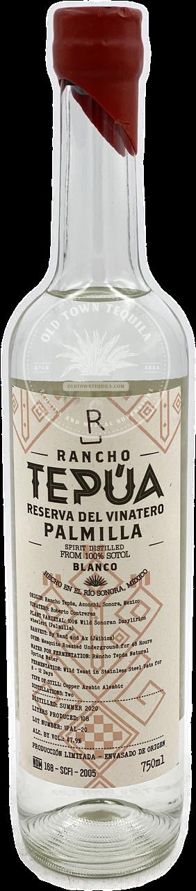 Rancho Tepua Bacanora Palmilla Blanco Lot 2