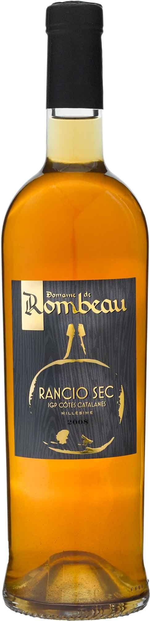Domaine de Rombaeu Rancio Sec 2008 16.5%