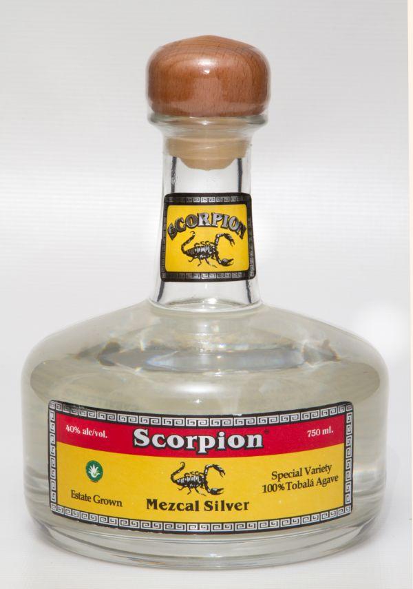 Scorpion Tobala Silver Mezcal