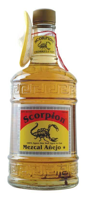 Scorpion 1 Yr Anejo Mezcal