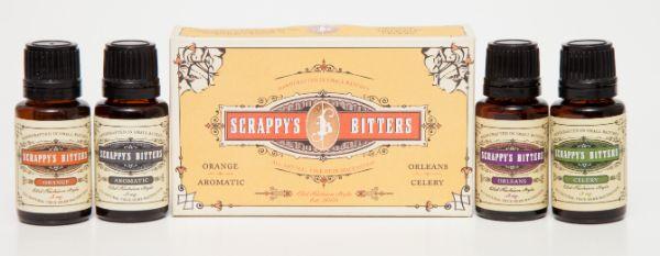 Scrappy's Bitters Classic Mini Set
