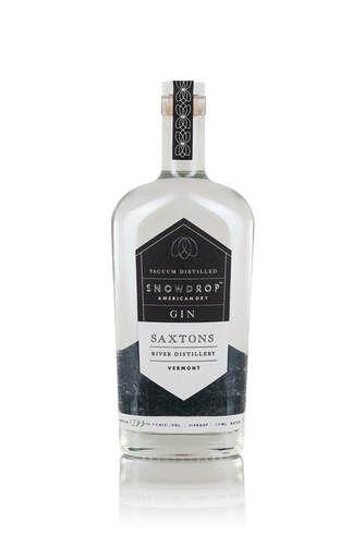 Saxtons Snowdrop Gin