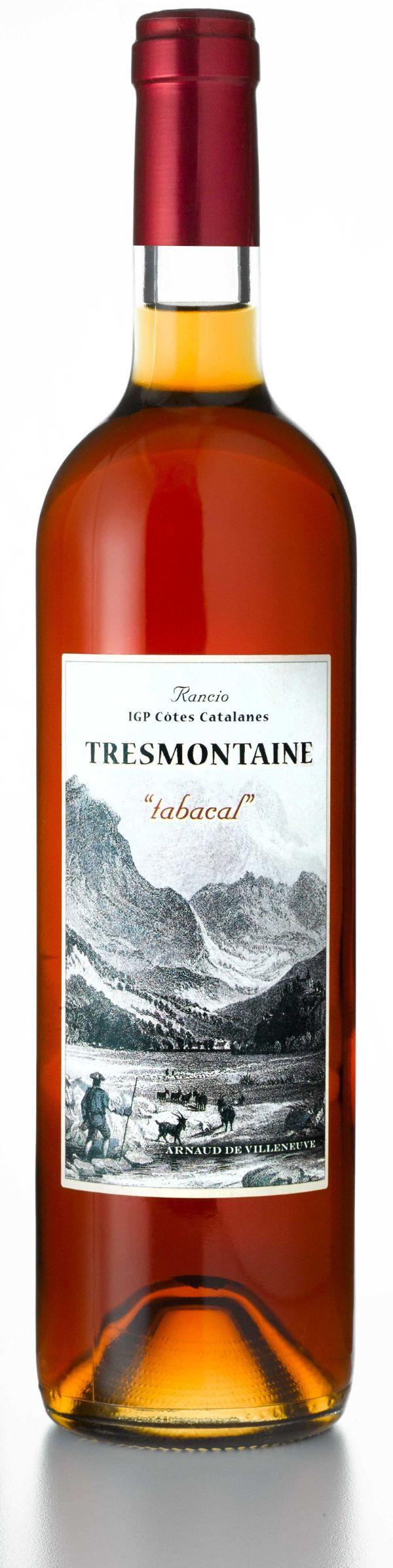 A. Villeneuve Tresmontaine Tabacal Rancio Sec