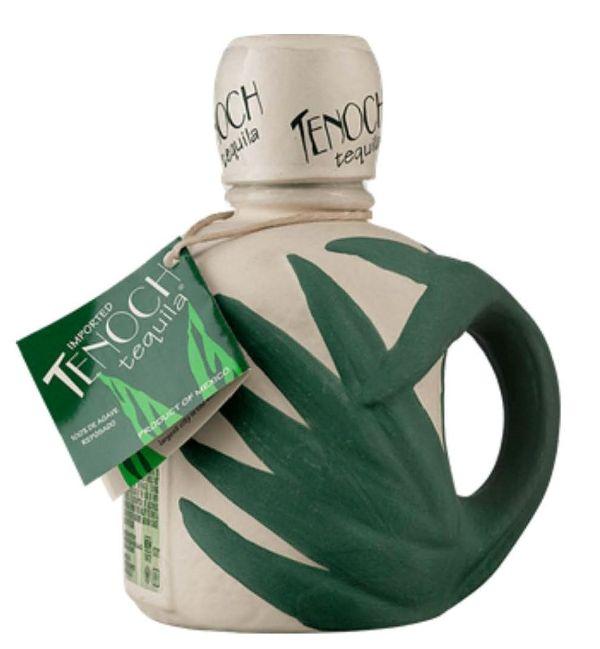 Tenoch Reposado Ceramic Tequila