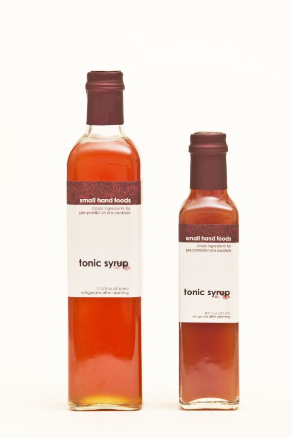 Small Hand Foods Tonic Syrup