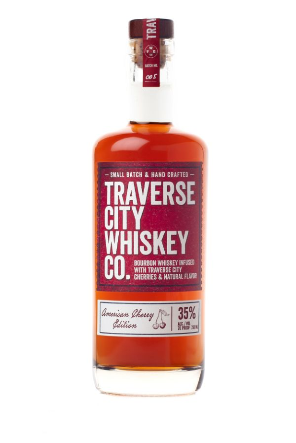 Traverse City American Cherry Bourbon