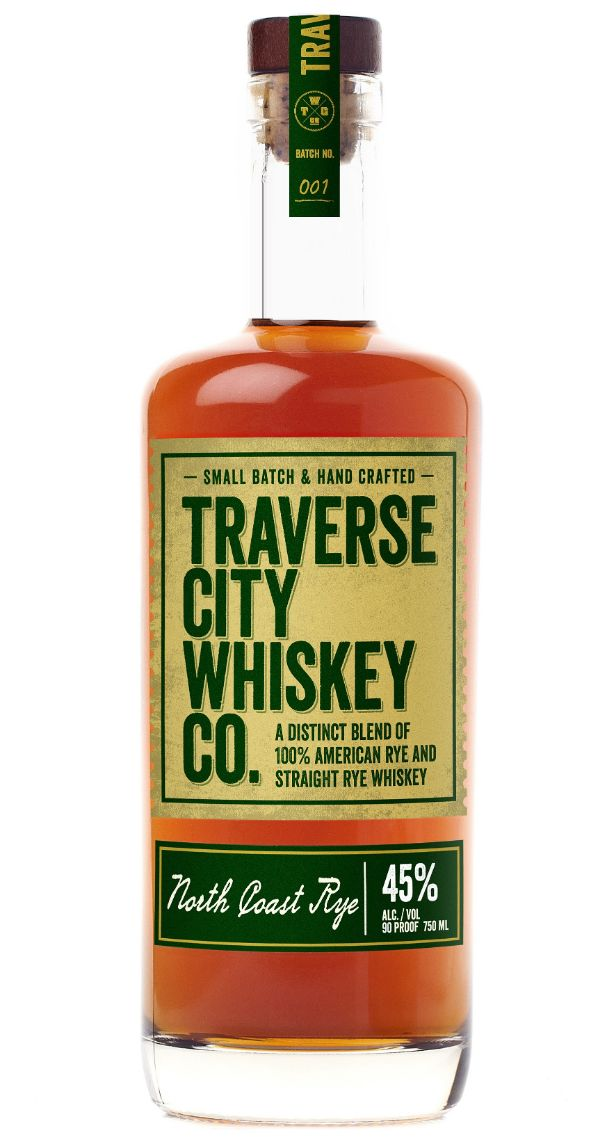 Traverse City North Coast Rye
