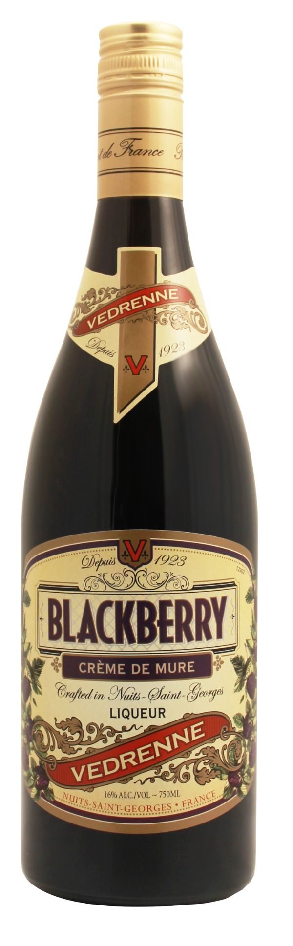Vedrenne Blackberry Liqueur