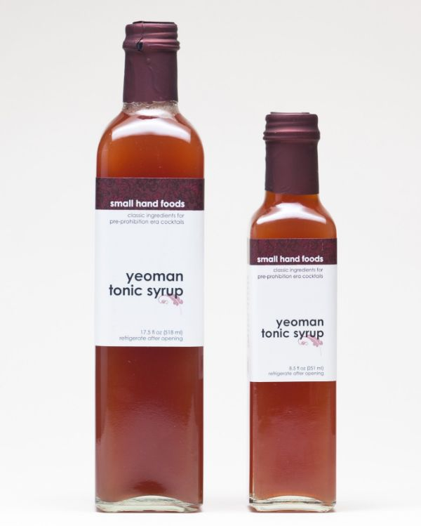 Small Hand Foods Yeoman Tonic Syrup